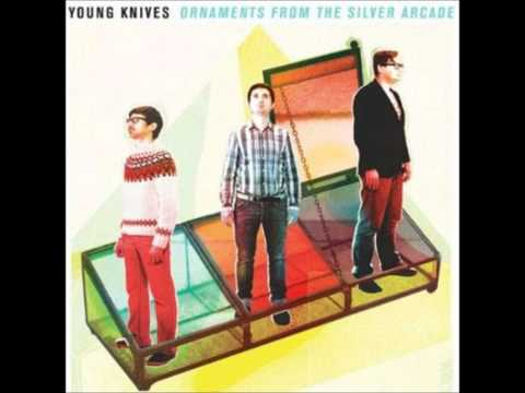 Young Knives - Silver Tongue/Storm Clouds