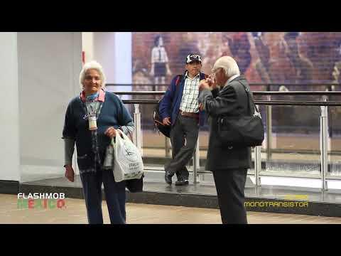 Viaje en metro sin pantalones 2014 (Video Oficial) México - Global No Pants Subway Ride #NoPantsMX
