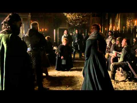 game of thrones - lady catelyn stark order to capture Tyrion 'HD'