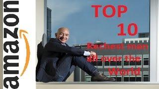 Top 10 richest people in the world 2018   bill gates   billionaire   TOP billionaire   jeff bezos