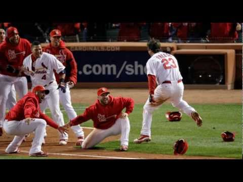 Here are some of the reactions from my friends and I during Game 6 of the 2011 World Series. Texas Rangers @ St. Louis Cardinals (10/27/11). If you can't figure out what team we are rooting...
