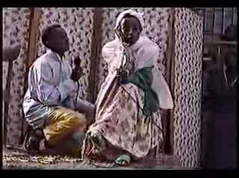 Ethiopian Orthodox Tewahedo Church Drama part# 2 of 4.