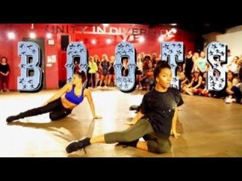Boots ft Charlize, Jade & Madelyne - Kesha | Brian Friedman Choreography | Millennium