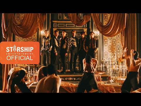 Download MONSTA X 몬스타엑스 'FANTASIA' MV Mp4 baru