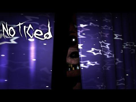 [SFM FNAF] NOTICED - FNaF 1 Song by MandoPony