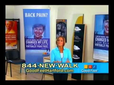 Walk without Pain Good Feet North Haven & Avon