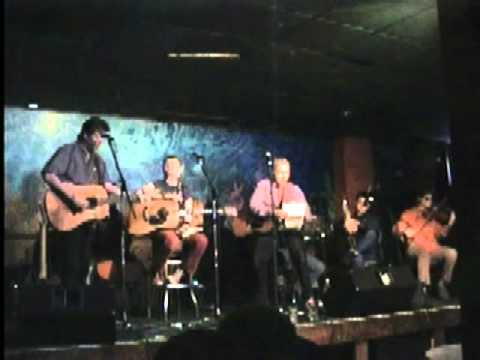 Ron Davies Blind Fiddler(traditional song)@ the Rainbow Tavern Seattle 6/2/2003