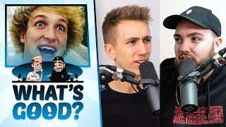 How Logan Paul has Trolled the World - What's Good?