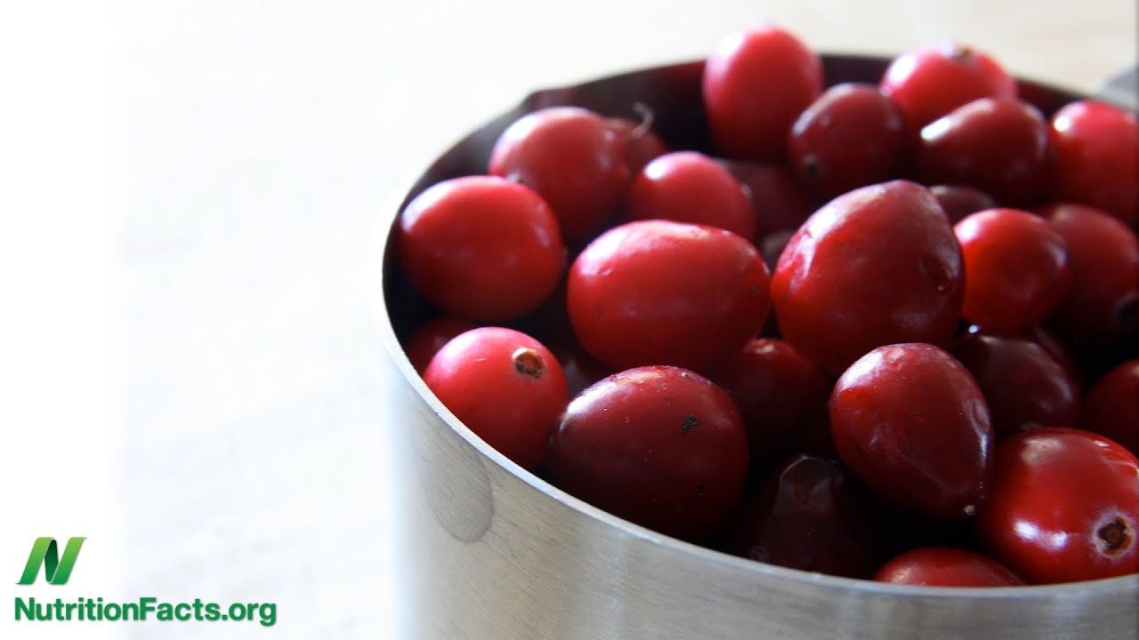 Cranberries versus Cancer