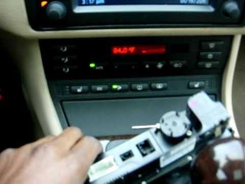 BMW E46 HVAC Automatic-On Climate Control Retrofit DIY Part 2
