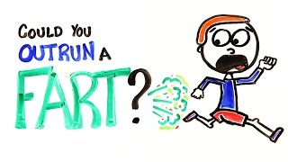 Could You Outrun A Fart?