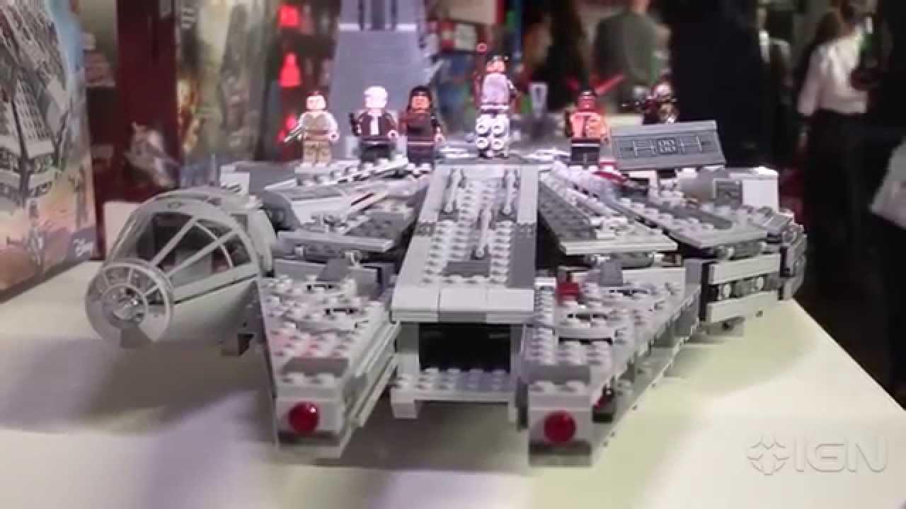 A Closer Look at 4 New Star Wars LEGO Sets
