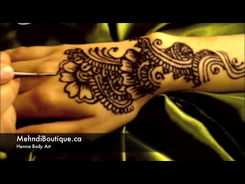 of your special events We use all natural henna promising a long lasting