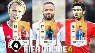 "FIFA ONLINE 4: BUILD & TEST DÀN TEAM "" LẠ - BỔ - RẺ "" 500Tr MÙA GR - ShopTayCam.com"