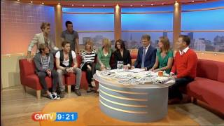 Farewell to GMTV - last few minutes of GMTV