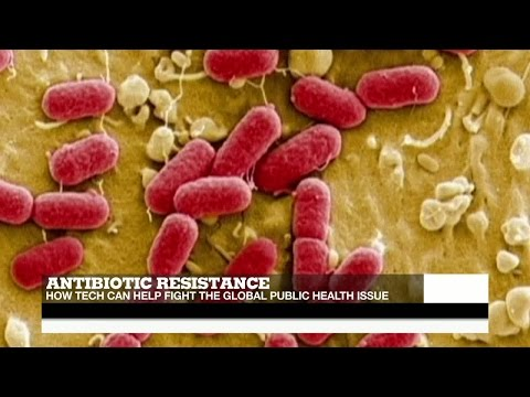 The rise of antibiotic resistant superbugs