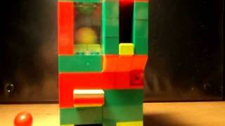 Lego Gumball Machine (Takes Money)