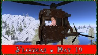 Vlogmas Day 19! Where Did These Bodies Come From?! (Second Life)