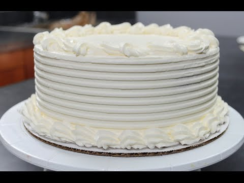 Advanced Cake Decorating Techniques Pinterest : Cake Decorating Techniques - YouTube