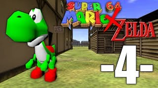 Super Mario 64: Ocarina of Time -4- Lon Lon Ranch!