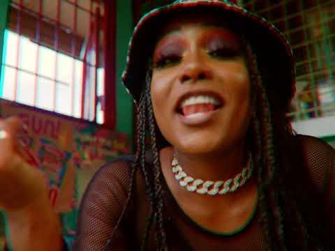 Nailah Blackman X Medz Boss - Say Less (Official Music Video)