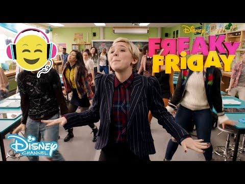 Freaky Friday | Oh, Biology 🎶- Disney Channel Sverige