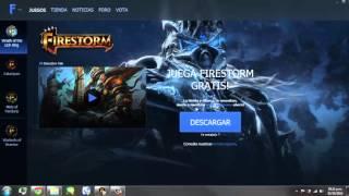 Firestorm Launcher ¿Como instalarlo ?   Problemas frecuentes