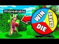 USING WHEEL OF FORTUNE TO WIN MINECRAFT!