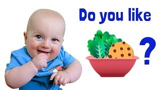 Do you like cookies salad? Song by ToyToyTV