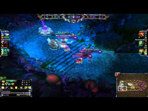 League of legends ft. Preston Cole