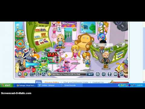 Free fantage member boy account 2013