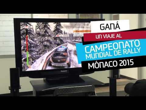 Costa Rica World Rally Tour PS3