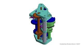 Mechanism Design - Kinetic Vision