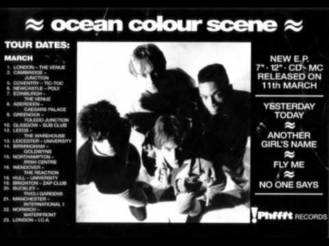 Ocean Colour Scene - Penny Pinching Rainy Heaven Days