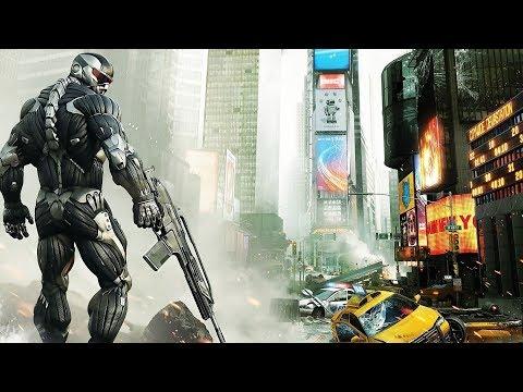 Вторжение пришельцев! Crysis 2!