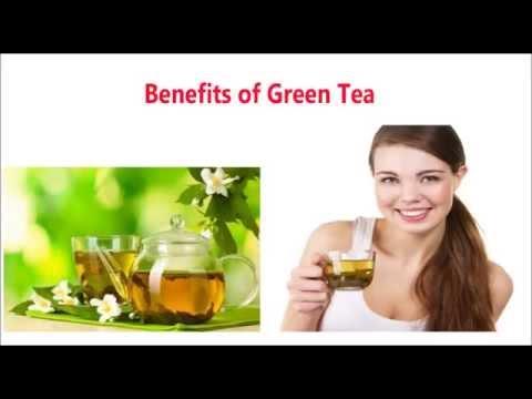 Health Benefits Of Green Tea (Hindi) | Green Tea - Natural Home Remedy  for Weight Loss