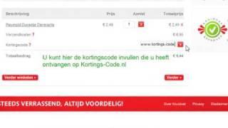 Download lagu Kortingscode Kruidvat
