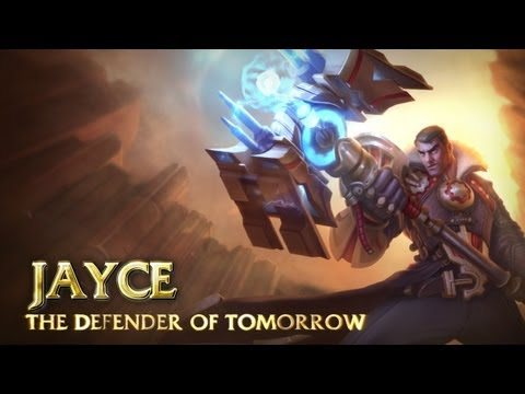 Jayce Champion Spotlight