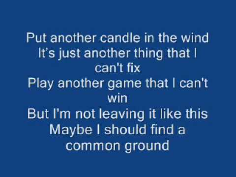 Uncle Kracker - I&#039;m not leaving (lyrics)