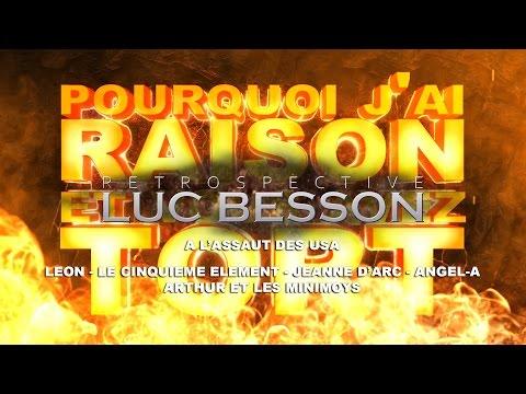 PJREVAT - Luc Besson Retrospective : A l'Assaut des USA (2/3)