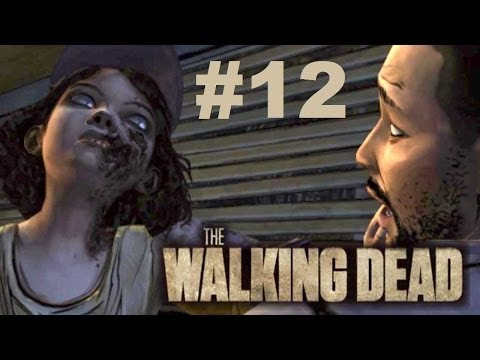 CLEMENTINE ES UN ZOMBIE!! | The Walking Dead | Parte 12