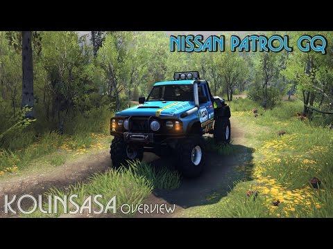Nissan Patrol GQ