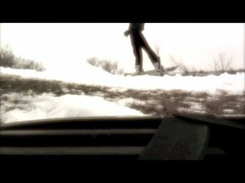 360 On A Snowboard