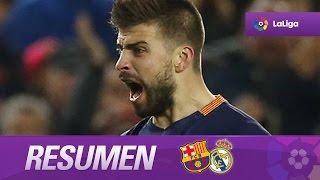 Resumen de FC Barcelona (1-2) Real Madrid