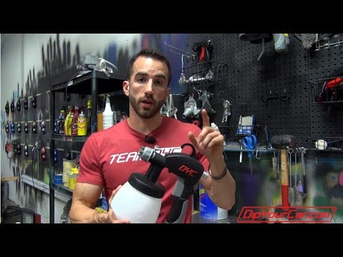 Cleaning and Troubleshooting Earlex Spray Guns - DYC DCT Ep. 2