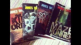 Book Review || The Maze Runner Series
