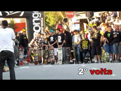 Diego Polito 1º lugar no 2º Influence DownHill