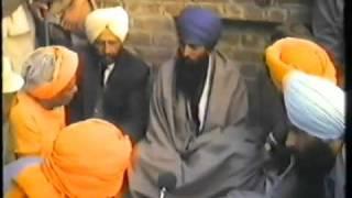 Days before the 1984 Sikh Massacre (5 of 7) Golden Temple Harmander Sahib Amritsar