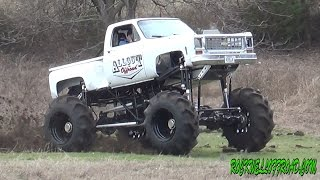 ALL OUT OFFROAD CHEVY PUTTING THE HORSEPOWER TO THE GROUND!!!