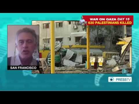 Israeli war on Gaza   Day 15 Live from Gaza test clip